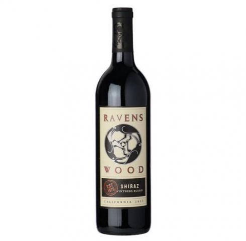 вино Рейвънсууд 750мл Винтнерс Бленд Шираз