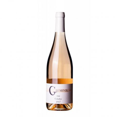вино Глушник 750мл Каладок Розе