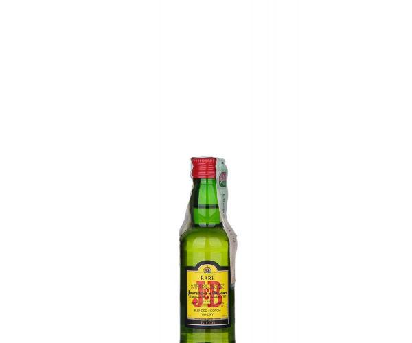 уиски Джей енд Би 50мл p1