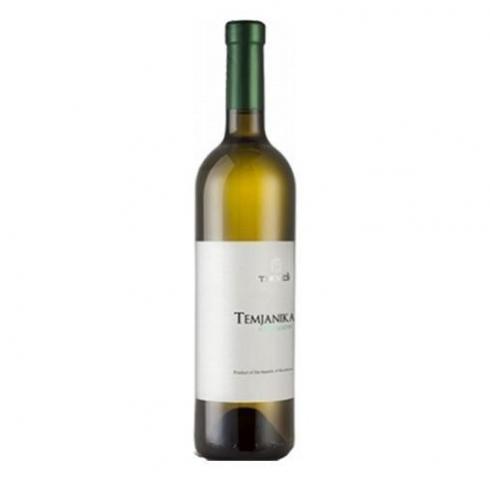 вино Тиквеш 750мл Тамянка Специална Селекция