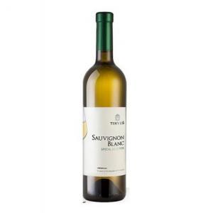 вино Тиквеш 750мл Совиньон Блан Специална Селекция   m1