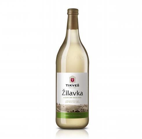 вино Тиквеш 1л Жилавка
