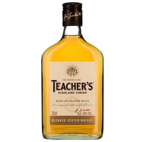 уиски Тийчърс 500мл