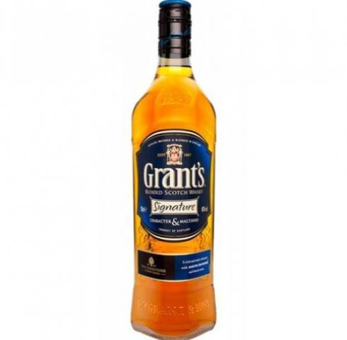 уиски Гранц Сигничър 700мл