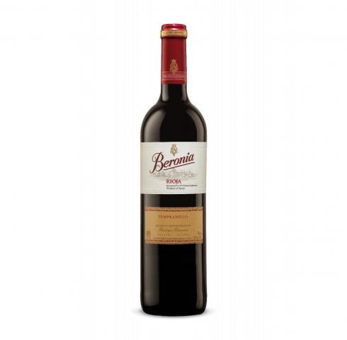 вино Берония 750мл Риоя Темпранийо