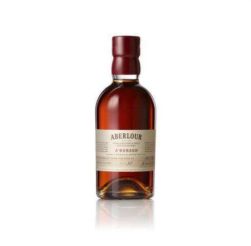 уиски Аберлор 700мл Абуна 60,8%
