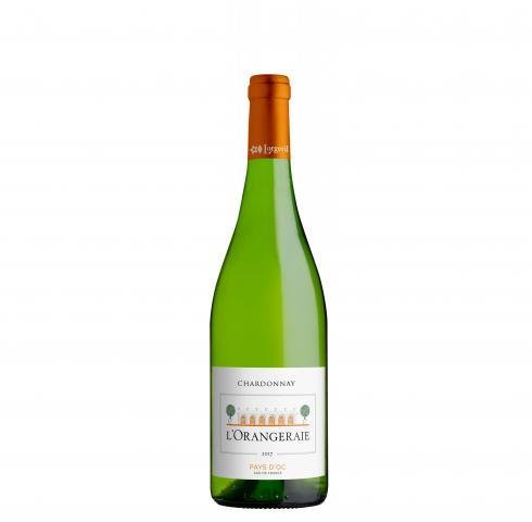 вино Ле Оранжери 750мл Шардоне