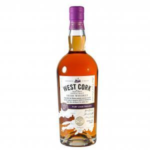 уиски Уест Корк 700мл 12г Порт Каск  m1