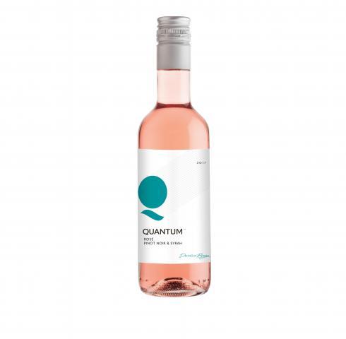 вино Домейн Бойар Квантум 250мл Розе Пино Ноар и Сира