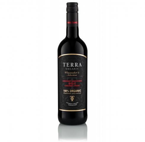 вино Тера Тангра Органик 750мл