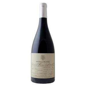 вино Мидалидаре Драфт Лейбъл 750мл Каберне Фран и Мерло 2016г m1