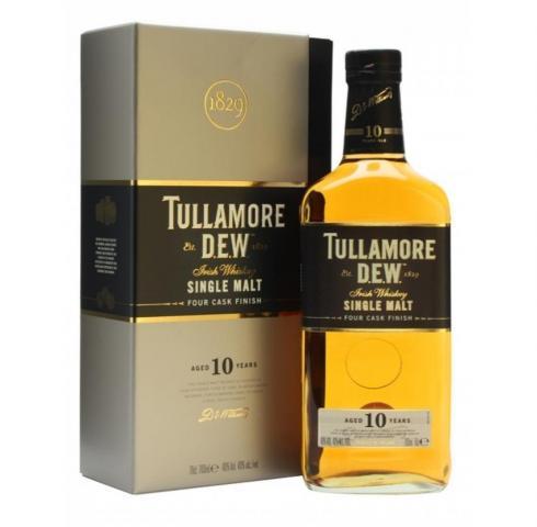 Irish whiskey Tullamore Dew 700ml 10YO Malt