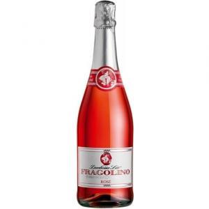 пенливо вино Дукеса Лиа Фраголино 750мл Розе  m1