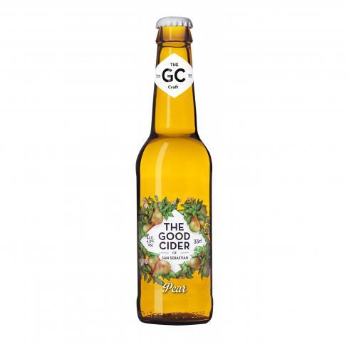 сайдер The Good Cider 330мл Pear