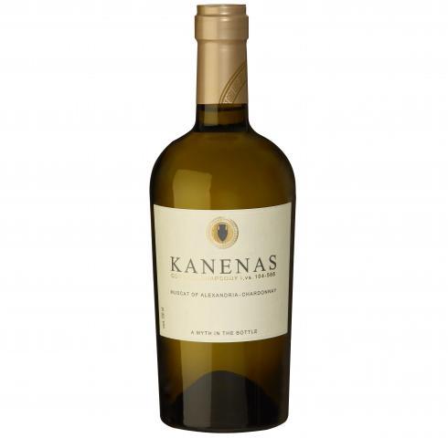 вино Каненас 750мл Мускат от Александриа Шардоне 2018г