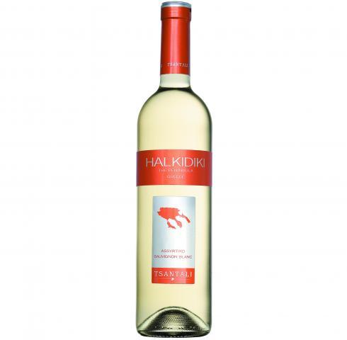 вино Халкидики 750мл Совиньон блан
