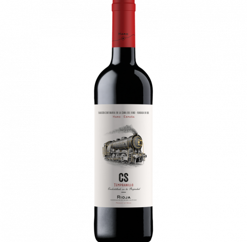 вино Карлос Серес 750мл Темпранийо 2017г
