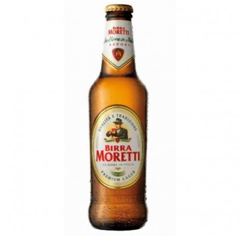 бира Морети 330мл Бутилка