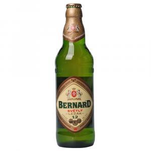 бира Бернард Светла 12 500мл Бутилка m1