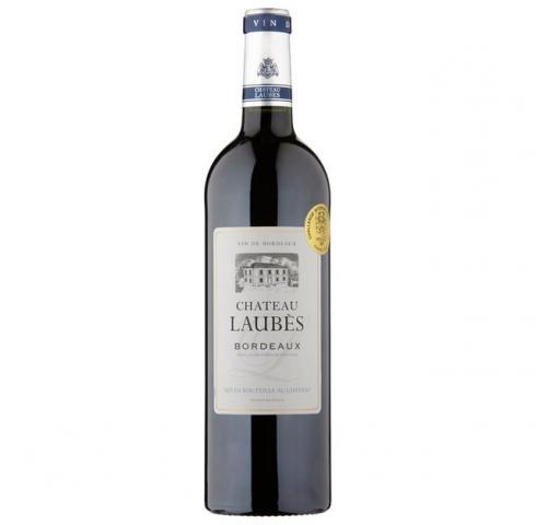 вино Шато Любес 750мл Червено вино