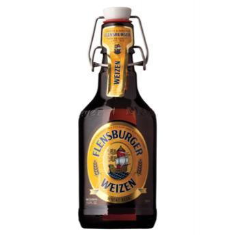 бира Фленсбургер 330мл Вайцен