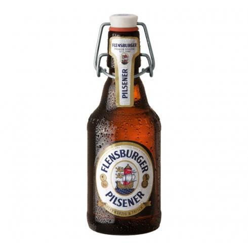 бира Фленсбургер 330мл Пилзенер