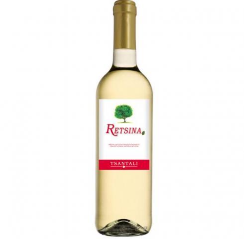 вино Тсантали 750мл Рецина