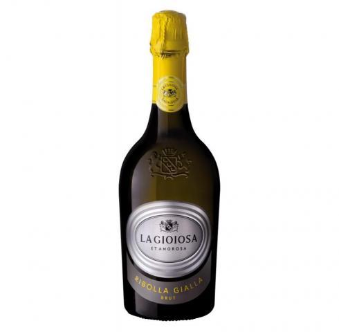 пенливо вино Вила Санди 750мл Рибола Гиала Брут Милезимато