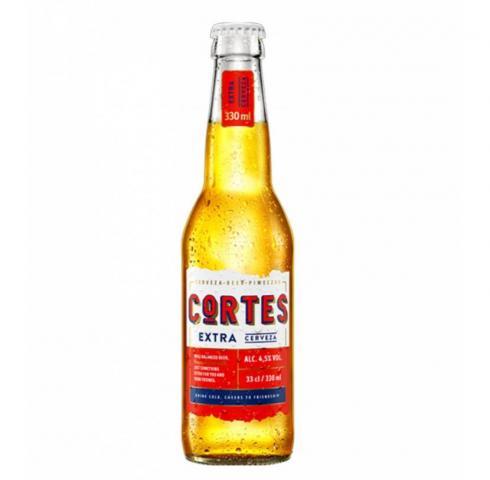 бира Кортес Екстра 330мл