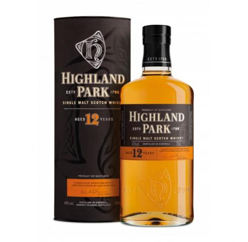 Highland Park 700ml 12 YO
