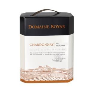 вино Домейн Бойар Селекшън 3л Шардоне