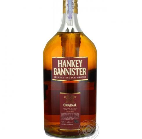 уиски Ханки Банистър 2л