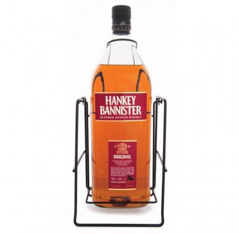 уиски Ханки Банистър 4,5л ЛЮЛКА