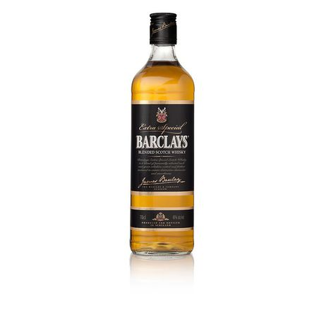 уиски Барклейс 500мл