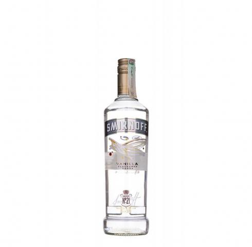 водка Смирноф 700мл Ванилия