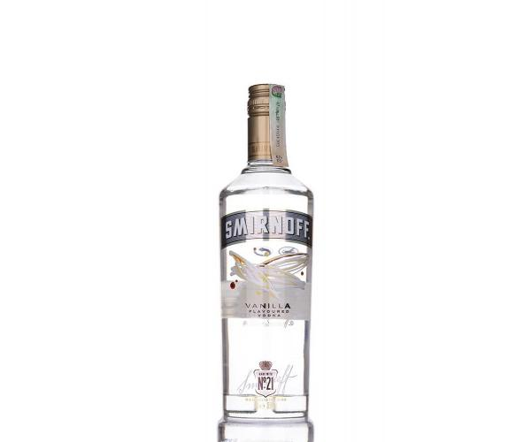 водка Смирноф 700мл Ванилия p1