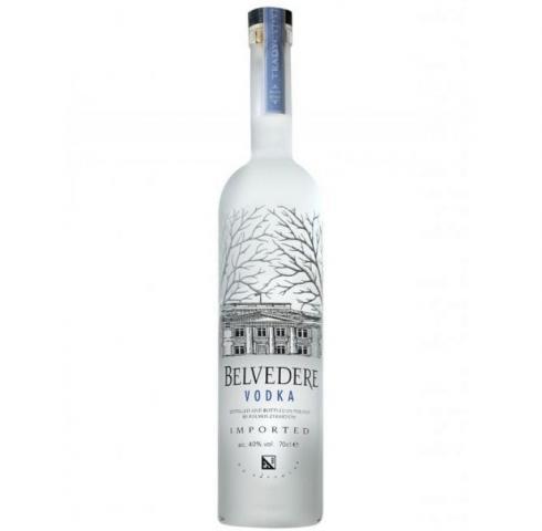 водка Белведере 700мл. пюар