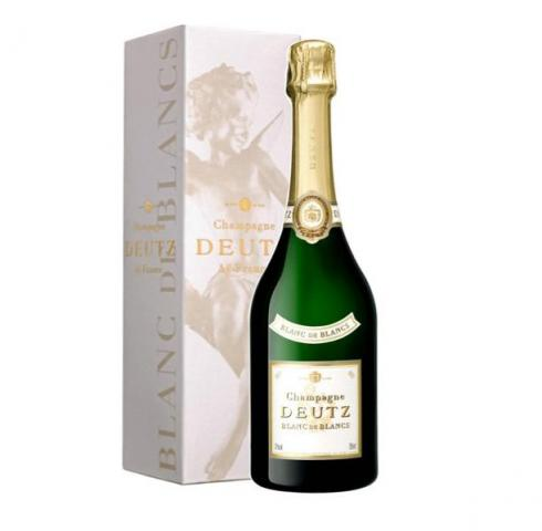 шампанско Дютц 750мл Блан де Блан 2011г КУТИЯ