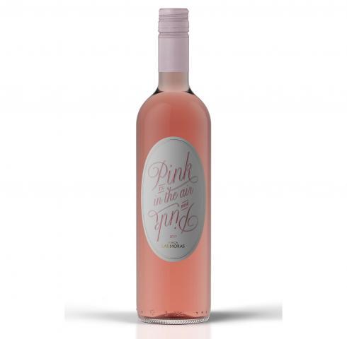 вино Финка Лас Морас 750мл Пинк ис ин ди еър Розе