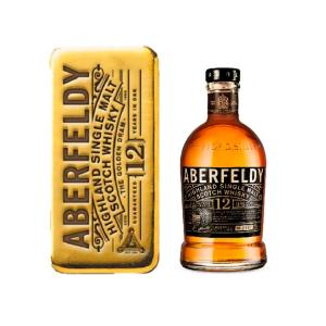 уиски Аберфелди 700мл 12г ГОЛД БАР m1
