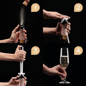 Зиш Дютц система за шампанско и пенливо вино m2