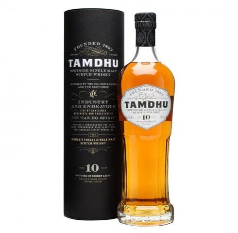 уиски Тамду 700мл 10г