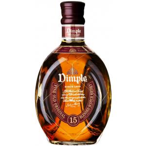 уиски Дъмпъл 1л 15г