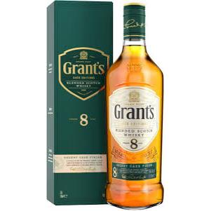 уиски Грантс 700мл 8г Шери Каск