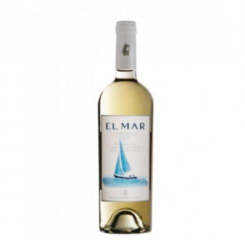 вино Ел Мар 750мл Шардоне