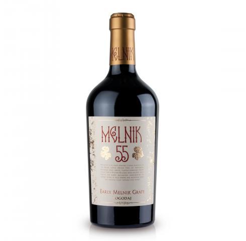 вино Логодаж 750мл Мелник 55