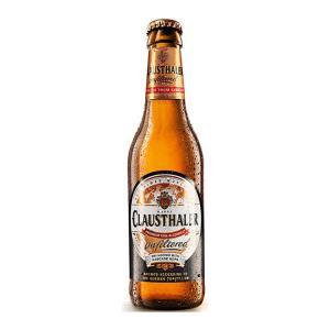 безалкохолна бира Клаусталер Нефилтрирана 330мл БУТИЛКА m1