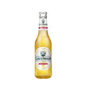 безалкохолна бира Клаусталер Лимон Премиум 330мл БУТИЛКА m1
