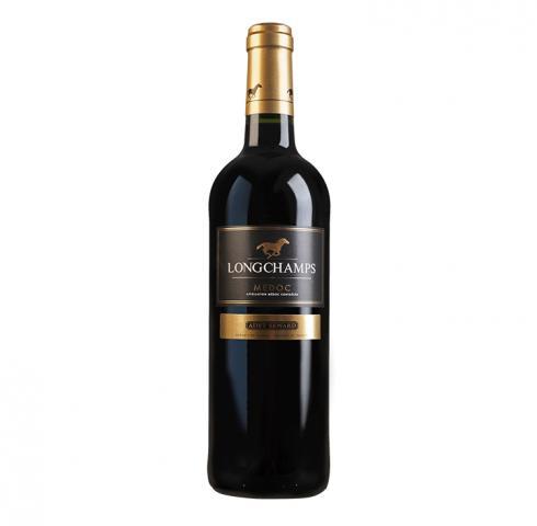 вино Лонгшампс Медок 2012г. 750мл