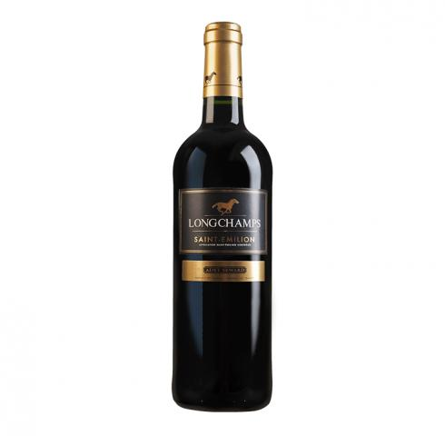 вино Лонгшампс Сейнт Емилион 2013г. 750мл